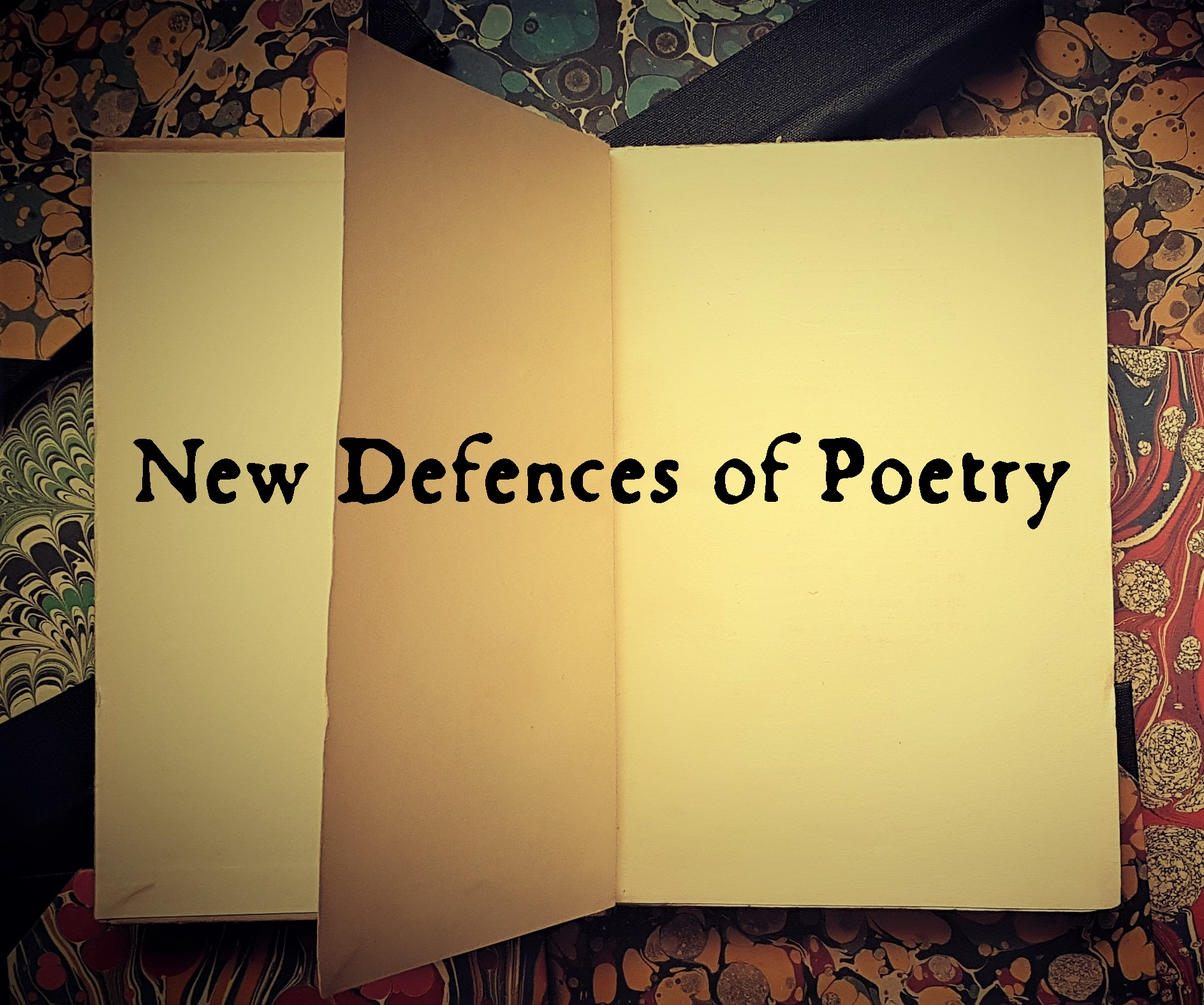 New Defences of Poetry